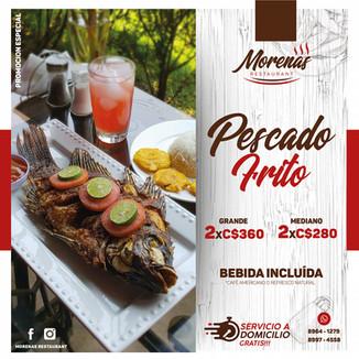 Morenas Restaurant GranaDA nicaragua