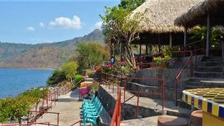 A Villa at Villas Laguna at Laguna Apoyo Resort Nicaragua