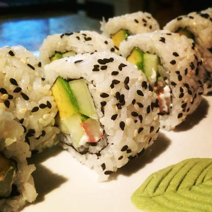 sushi roll granada nicaragua
