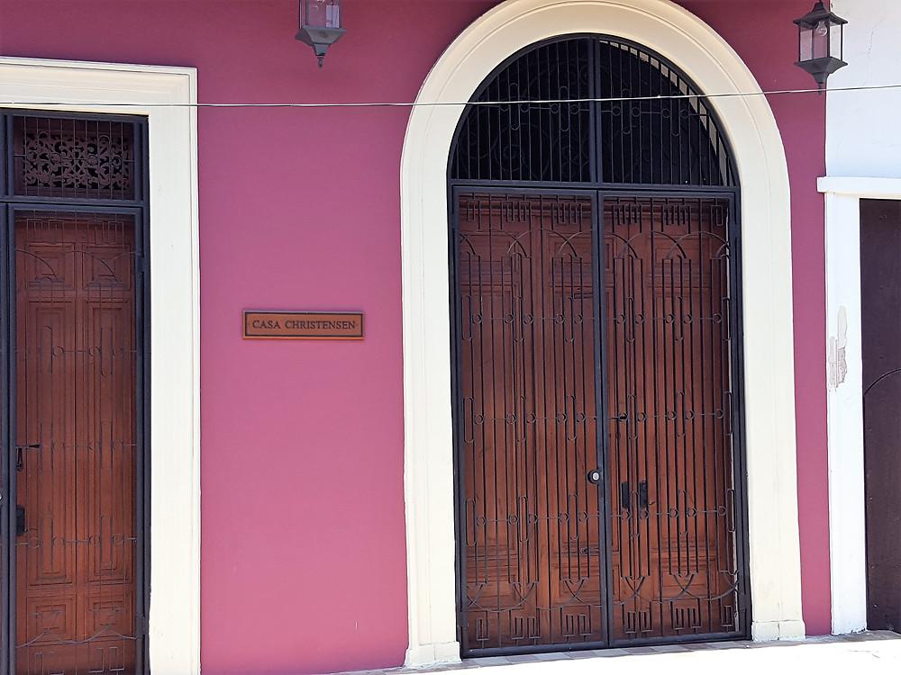 Colors of Granada