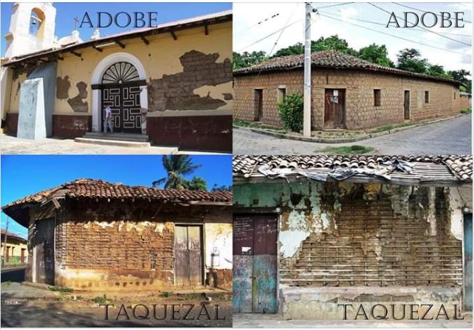 Adobe vs Taquezal Nicaragua