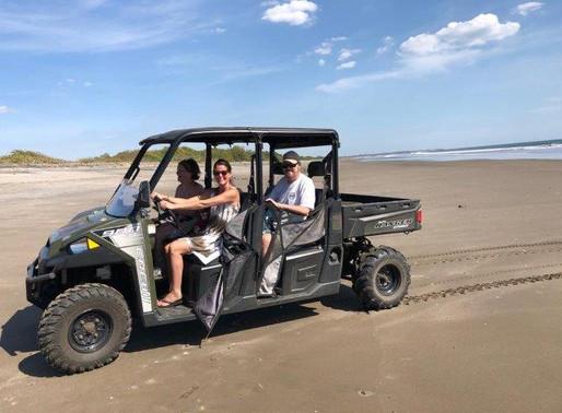 Road trip to Gran Pacifica