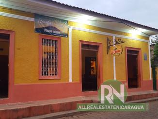 La Casona Restaurant in Catarina, Nicaragua