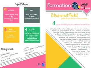 Formation Entrainement Mental 2019