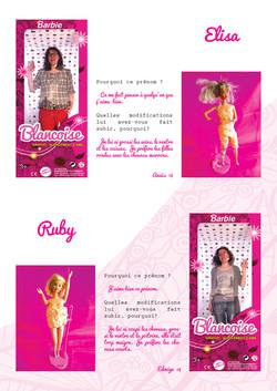 livre barbie