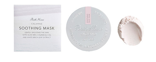 Bath House Calamine Soothing Mask