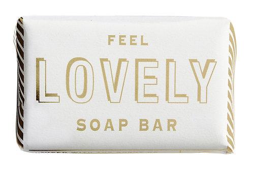 Bath House Feel Lovely Soap Bar