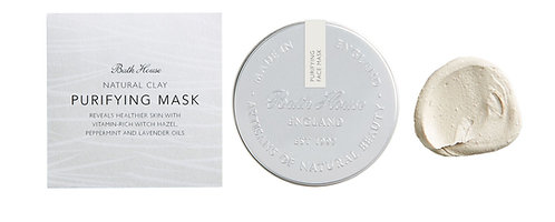 Bath House Natural Clay Purifying Mask