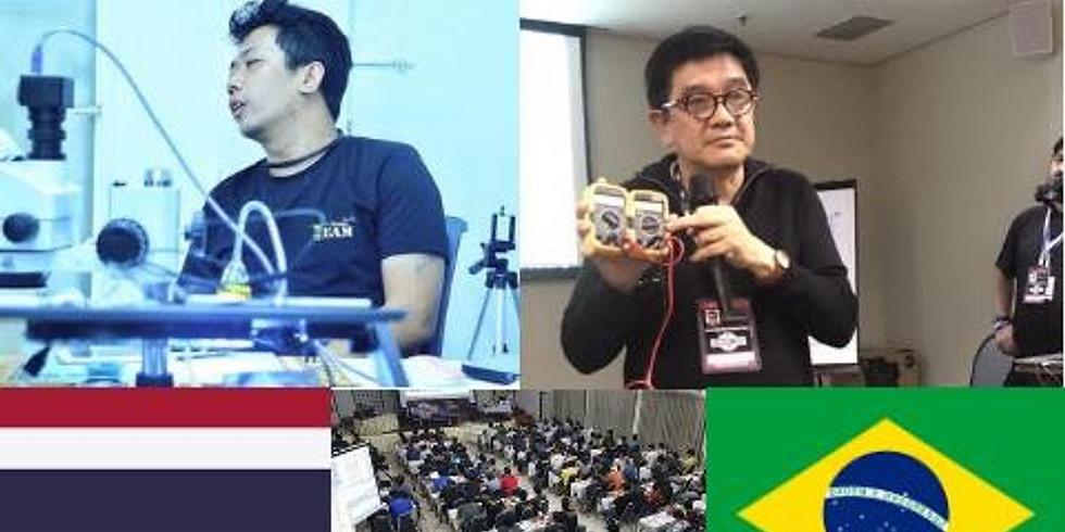 Treinamento Paisal Knok no brasil