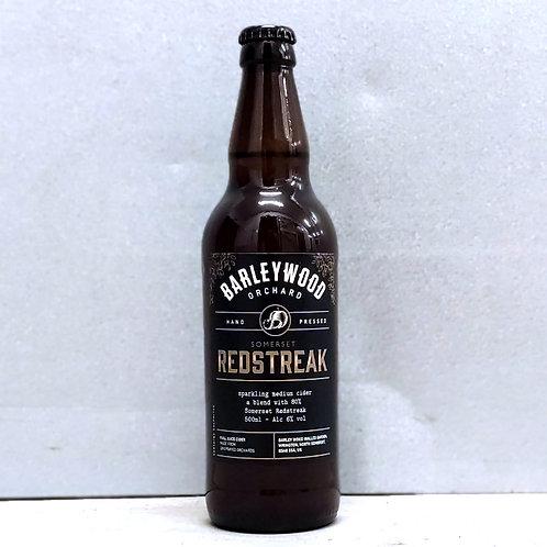 Barleywood Orchards 'Redstreak' Cider 500ml