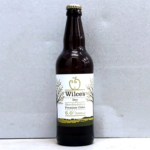 Wilces 'Dry' 500ml