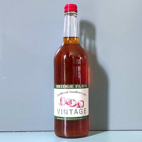 Bridge Farm  'Vintage Cider' 750ml