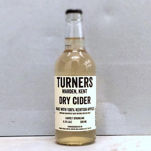 Turner's Dry Cider 500ml