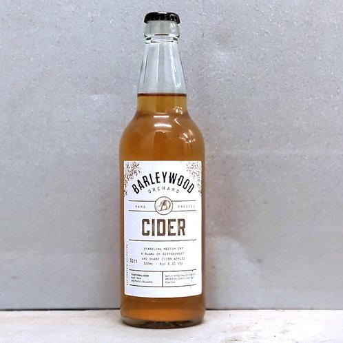 Barleywood Orchards Cider 500ml