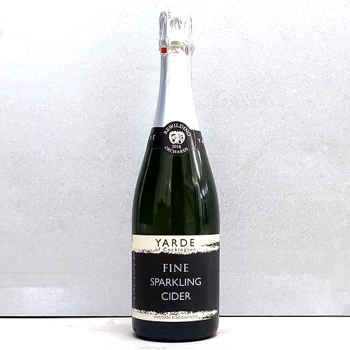 Yardes Fine Sparkling Cider 2018