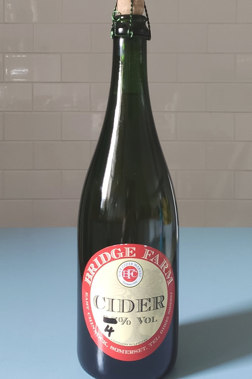 Bridge Farm - Bottled Conditioned/Keeved 750ml