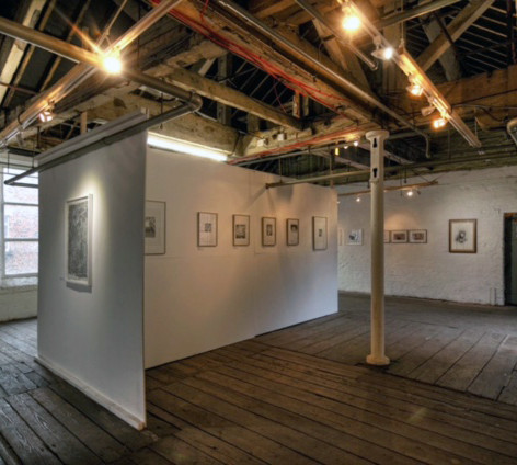 3rd Floor Gallery, Now redeveloped Rogue Studios Building, Manchester