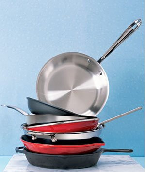 Types of Cookware: Pots and Pans