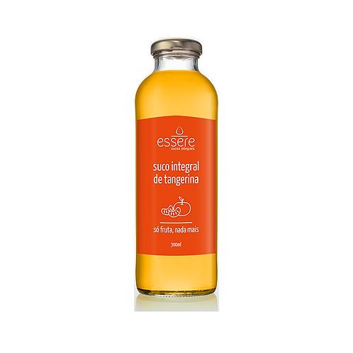 Suco de tangerina integral 300ml