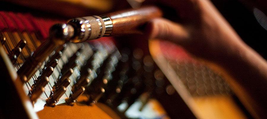 Standard Piano Tuning