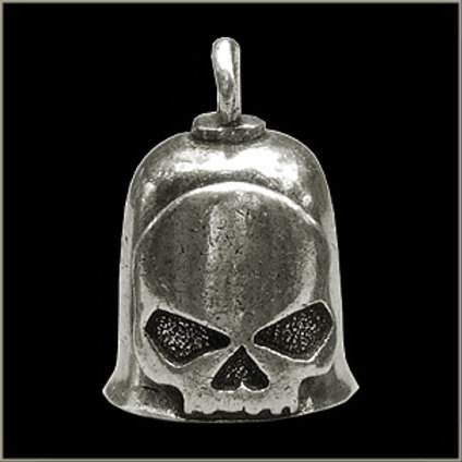 Half Skull  Gremlin Bell