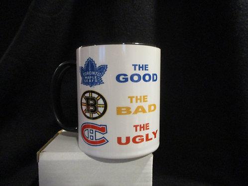 #620 The good the bad the ugly mug 2