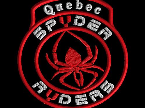 """Quebec   SPYDER RYDER CREST/INSECT/ 4""""/6""""/10"""""""