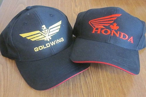 Logo hats - hONDA