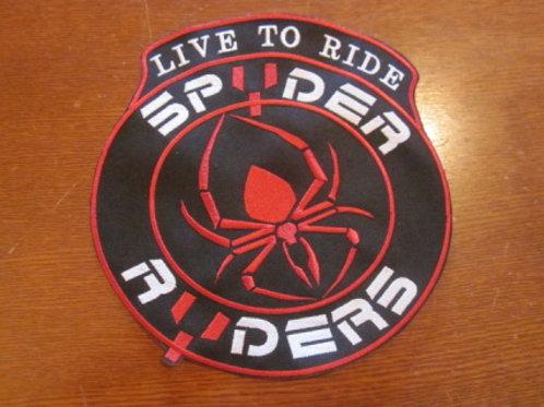 """LIVE TO RIDE SPYDER RYDER CREST 5"""""""