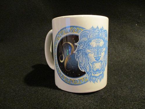 #619 Leo mug