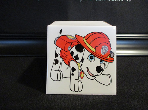 #1001  Treasure box Paw patrol