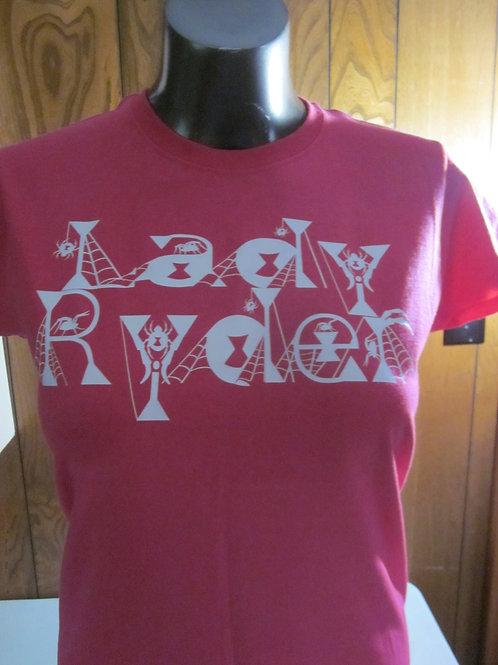 #37 lady ryder web font