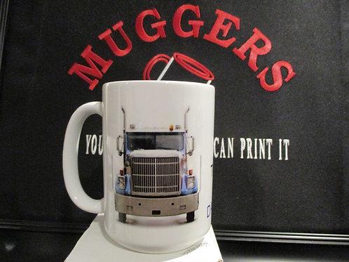 #909 Trucker mug
