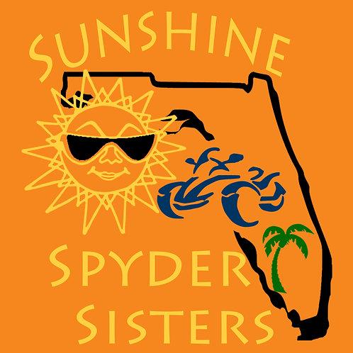 Sunshine spyder sisters shirts