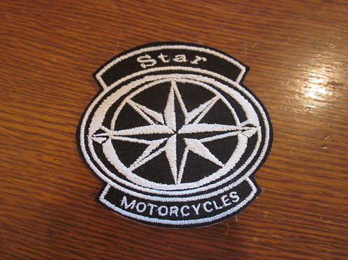 Star Motorcycles patch