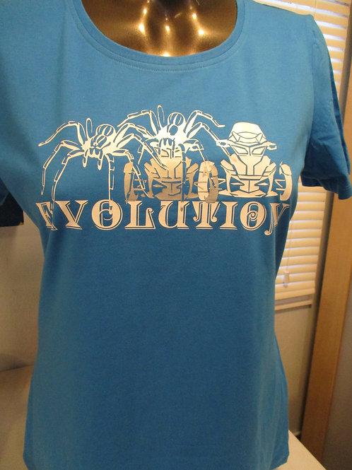 EVOLUTION SPYDER SHIRT.... SALE SHIRT