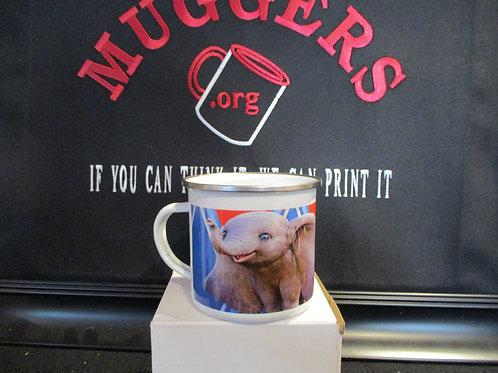 #939 dumbo tin mug