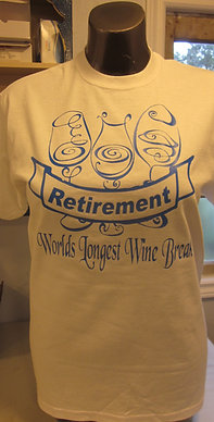Retirement Worlds longest Wine Break T