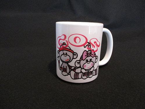 #105  GOS monkey Mug