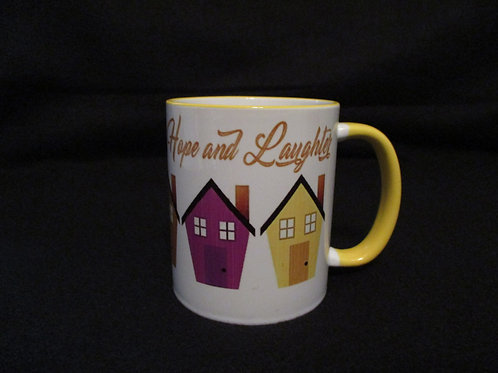 #33 Our house is.... mug