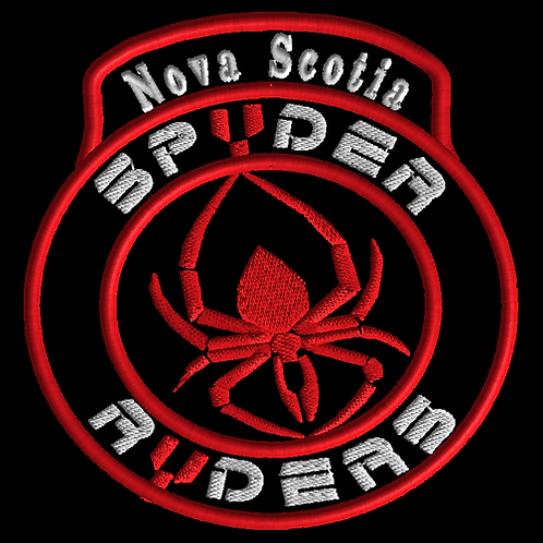 """Nova Scotia  SPYDER RYDER CREST/INSECT/ 4""""/6""""/10"""""""