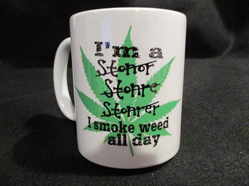 #703 I'm a stonor mug