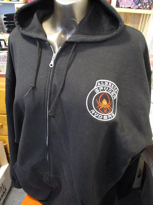 #401 spyder ryders embroidery shirt