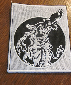 WOLF/EAGLE PATCH