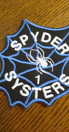 Spyder Systers Patch