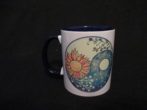 #25 the sun sees your body.... mug