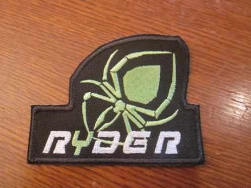 Spyder Ryder bug  patch  plain body