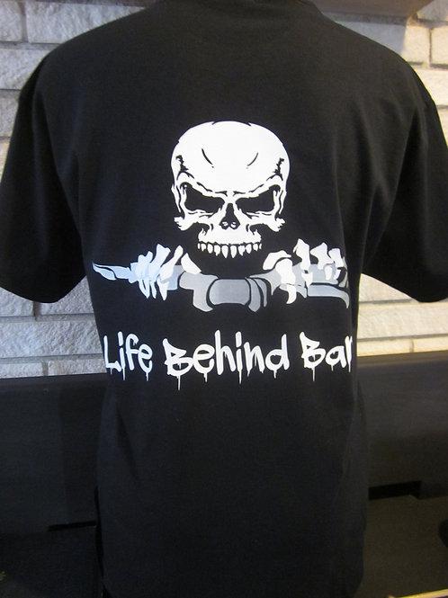 Life Behind Bars shirt back