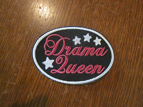 DRAMA QUEEN PATCH