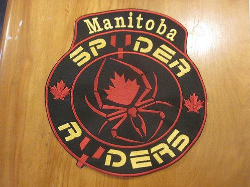 """Manitoba  SPYDER RYDER CREST/ INSECT 4""""/6""""/10"""""""